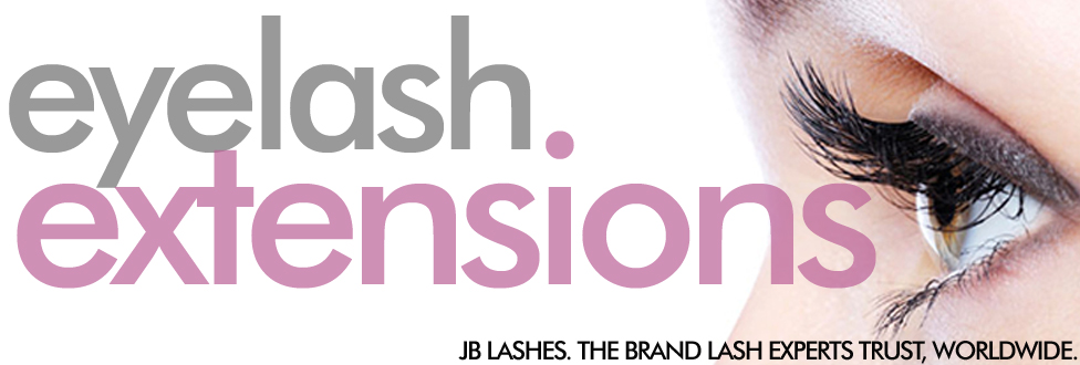 Eyelash Extensions: JB Lashes - The brand lash experts trust, worldwide.